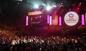 arena opening ceremony