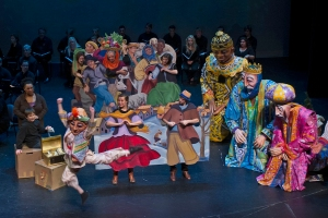 """Amahl and the Night Visitors"" is a new Cincinnati tradition"