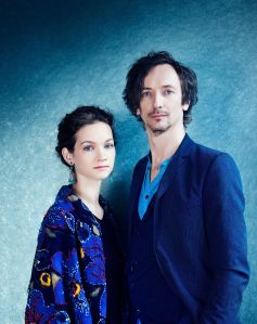 Hilary Hahn and Hauschka appear this Friday at the Art Museum