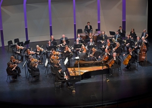 Cincinnati Chamber Orchestra mounted an unusual season this summer/ photo thanks to Phil Groshong