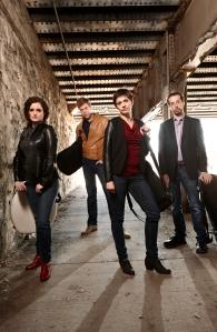 Ariel Quartet, always hip