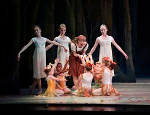 "Cincinnati Ballet's ""Cinderella"" will include children in the cast"