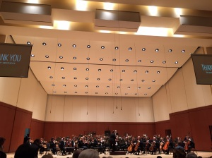The Atlanta Symphony's hall was built in1968