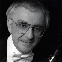 CCM Professor Emeritus Ronald de Kant.