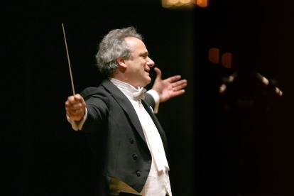 Music Director Louis Langrée