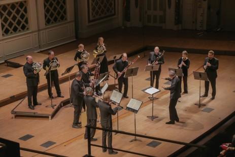 Mozart wind band music
